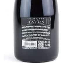 CHAMPAGNE HATON - L'EXTRA BRUT