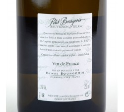 HENRI BOURGEOIS - PETIT BOURGEOIS SAUVIGNON BLANC
