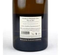 ROLAND LAVENTUREUX - CHABLIS 1ER CRU