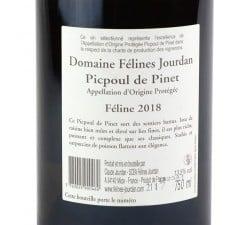 DOMAINE FELINES JOURDAN - FELINE PICPOUL