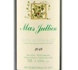 Vin Mas Jullien - Blanc