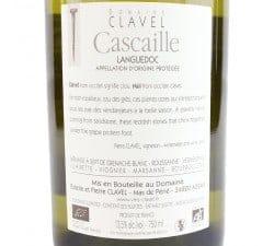 Mas Clavel - Cascaille Blanc