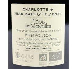 Jean-Baptiste Senat - Le Bois des Merveilles
