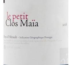 Clos Maïa - Le Petit Clos