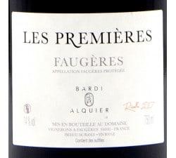 Bardi d'Alquier - Les Premières (Faugères)