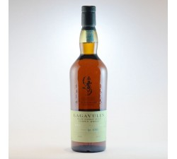 LAGAVULIN - WHISKY ECOSSAIS SINGLE MALT DOUBLE MATURATION
