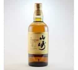 YAMAZAKI - WHISKY JAPONAIS SINGLE MALT 12 ANS