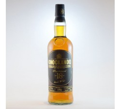 KNOCKANDO - WHISKY ECOSSAIS SLOW MATURED 18 ANS