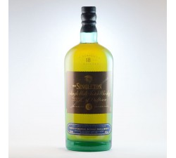 DUFFTOWN - SINGLETON WHISKY ECOSSAIS SINGLE MALT 18 ANS
