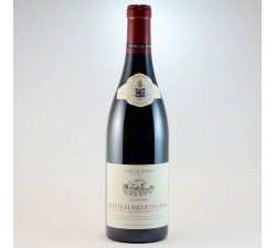 SINARDS CHATEAUNEUF DU PAPE ROUGE