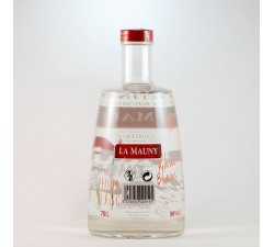 LA MAUNY - RHUM BLANC MARTINIQUE