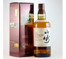 YAMAZAKI - WHISKY JAPONAIS SINGLE MALT DISTILLERS RESERVE