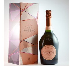 CHAMPAGNE LAURENT PERRIER ROSE BRUT