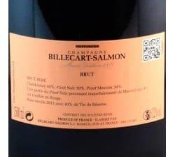 Champagne Billecart Salmon - Rosé - Magnum