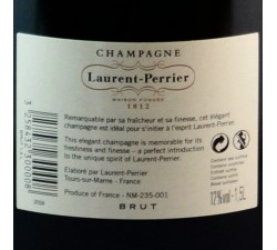 LAURENT PERRIER - CHAMPAGNE - BRUT - MAGNUM