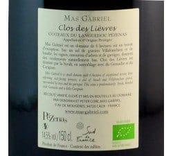 MAS GABRIEL - CLOS DES LIEVRES - MAGNUM