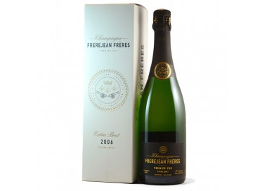 CHAMPAGNE FREREJEAN - EXTRA BRUT 2006
