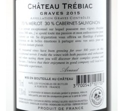 CHATEAU DE TREBIAC - GRAVES ROUGE