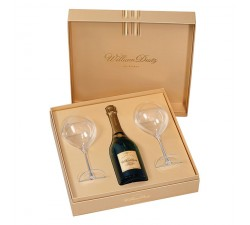 COFFRET CHAMPAGNE - WILLIAM DEUTZ