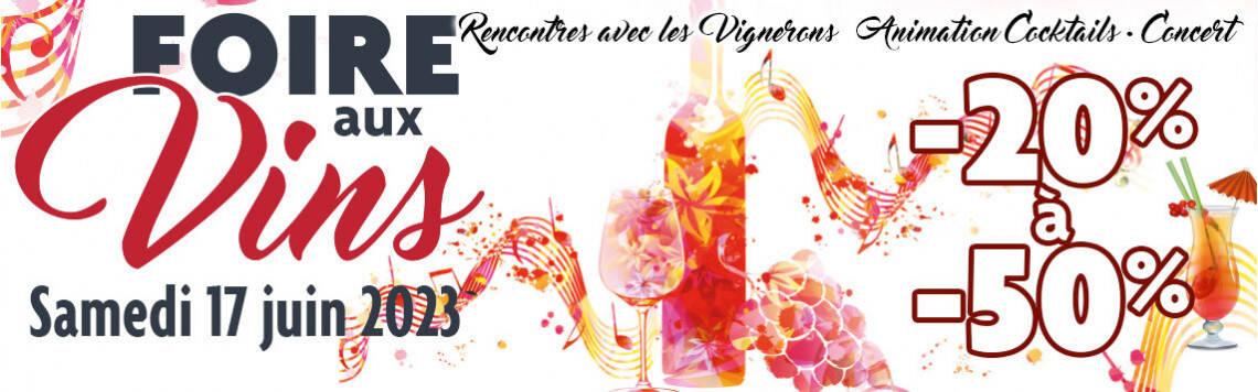 Foire aux Vins en ligne Automne 2021 chez votre caviste à Montpellier