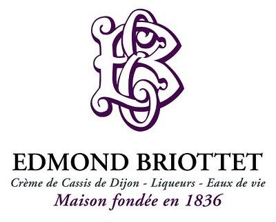 Edmond Briottet : crèmes et liqueurs dont le fameux Cassis de Dijon